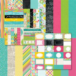 Picture of Party Brights Collection by Katie Pertiet